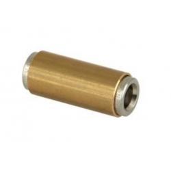 Cuplaj rapid drept  6 mm GBR pt. tub  6 mm x 1,0 mm