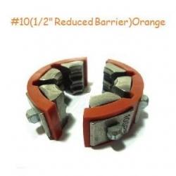 Set bacuri A/C Barrier DN12 Portocaliu