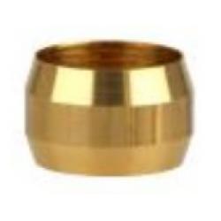 Inel taietor, con dublu, tub  5 mm