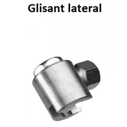 Cap gresare glisant Otel 10mm M4 M10x1 conectare laterala