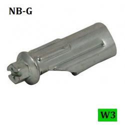 Cap Normetta 12mm NB-G W3