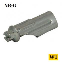 Cap Normetta 12mm NB-G W1