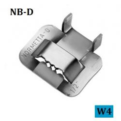 Cap Normetta 16mm NB-D W4