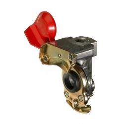 Cupla aer M16x1.5 remorca rosu