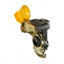 Cupla aer M16x1.5 remorca galben