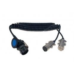 Cablu electric Y 15 pin -2x7 pin- 24 V 3.5 m