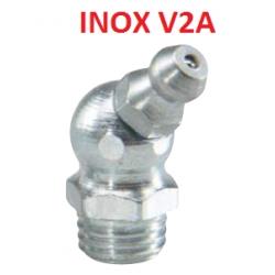Gresor hidraulic H2 45° DIN71412 inox V2A