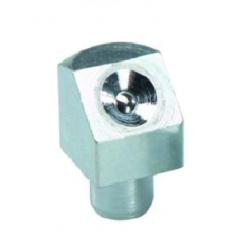 Gresor cu palnie D2a 45° DIN3405 otel zincat