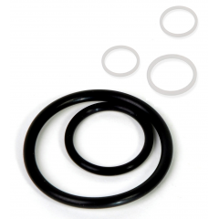 O-Ring metric, toli, siliconic